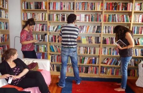 מפגשי ספרייה 2015