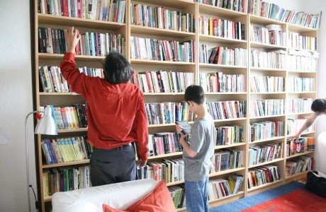 מפגשי ספרייה 2014