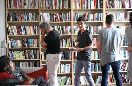 מפגשי ספרייה 2013